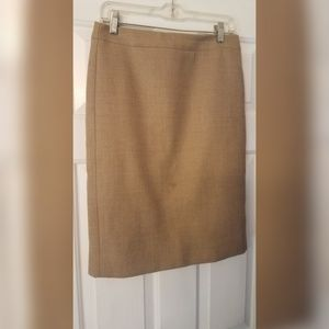 J. Crew no. 2 pencil skirt size 4